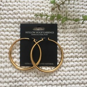 Jewelry - Large Hoop Earrings